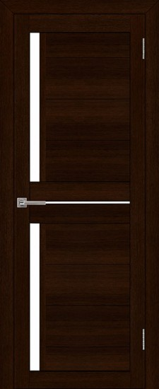 Дверь межкомнатная LIGHT 2121 Дуб шоколадный