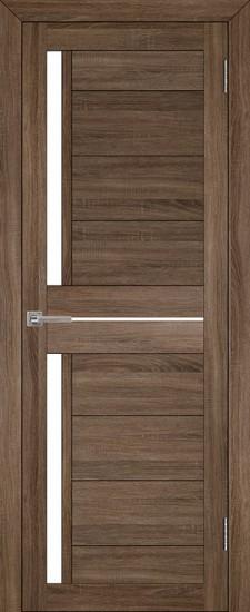 Дверь межкомнатная LIGHT 2121 Серый велюр