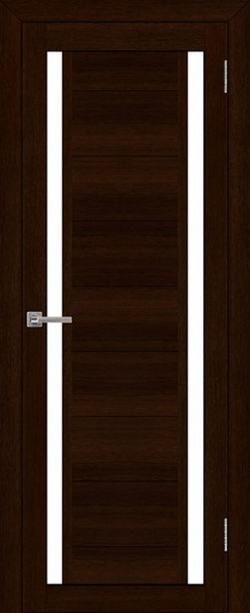 Дверь межкомнатная LIGHT 2122 Дуб шоколадный