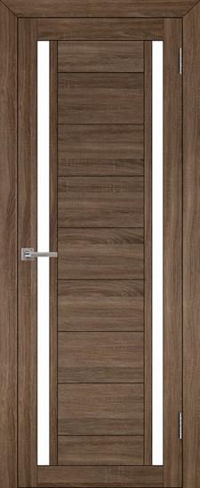 Дверь межкомнатная LIGHT 2122 Серый велюр