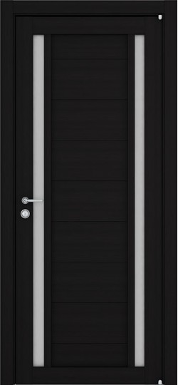 Дверь межкомнатная LIGHT 2122 Шоко велюр