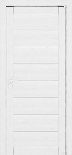 Дверь межкомнатная LIGHT 2125 Белый велюр