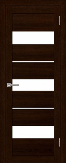 Дверь межкомнатная LIGHT 2126 Дуб шоколадный