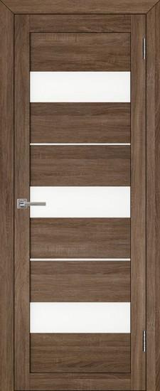 Дверь межкомнатная LIGHT 2126 Серый велюр