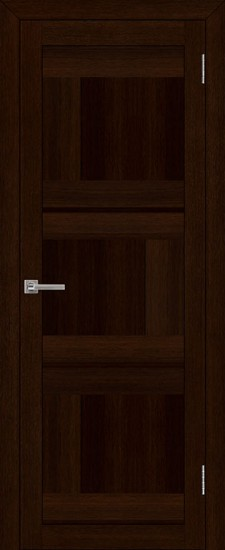 Дверь межкомнатная LIGHT 2180 Дуб шоколадный
