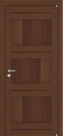 Дверь межкомнатная LIGHT 2180 Орех вельвет