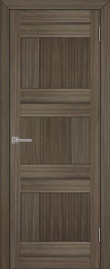 Дверь межкомнатная LIGHT 2180 Велюр графит