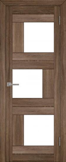 Дверь межкомнатная LIGHT 2181 Серый велюр