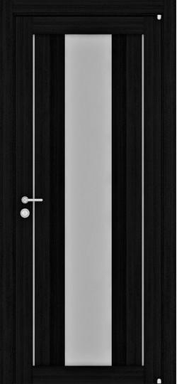 Дверь межкомнатная LIGHT 2191 Шоко велюр