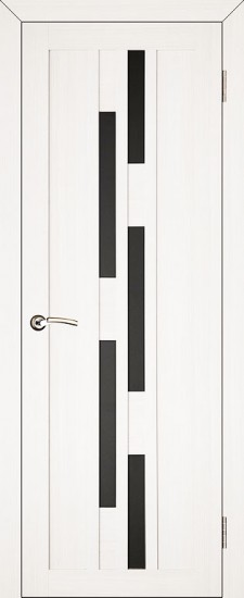 Дверь межкомнатная LIGHT 2198 Белый велюр