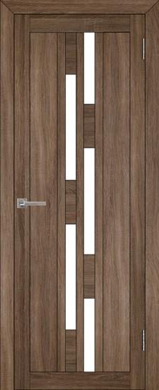 Дверь межкомнатная LIGHT 2198 Серый велюр