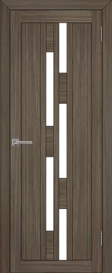 Дверь межкомнатная LIGHT 2198 Велюр графит