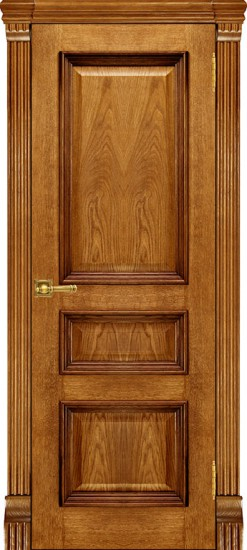 Дверь межкомнатная Барселона Дуб Patina Antico