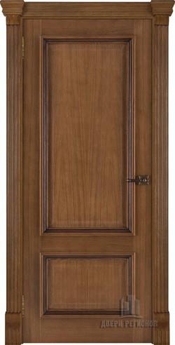 Дверь межкомнатная Корсика Дуб Patina Antico