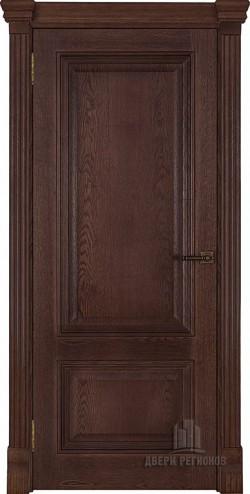 Дверь межкомнатная Корсика Дуб Brandy