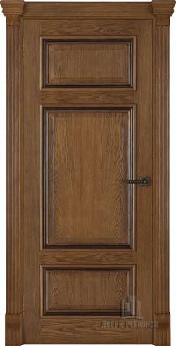 Дверь межкомнатная Мадрид Дуб Patina Antico