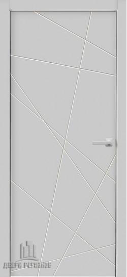 Дверь межкомнатная Стокгольм Эмаль белая