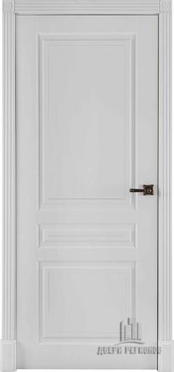 Дверь межкомнатная Турин Эмаль белая