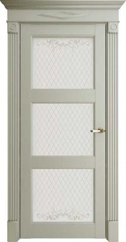 Дверь межкомнатная Florence 62003 Светло-серый Серена