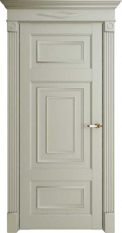 Дверь межкомнатная Florence 62004 Светло-серый Серена