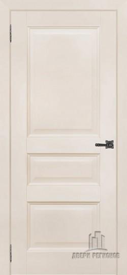 Дверь межкомнатная Аликанте 2 Слоновая кость (Ral 9001)