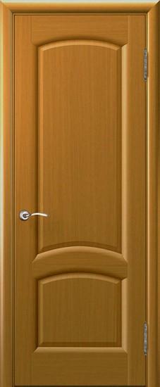 Дверь межкомнатная Лаура Дуб Капри