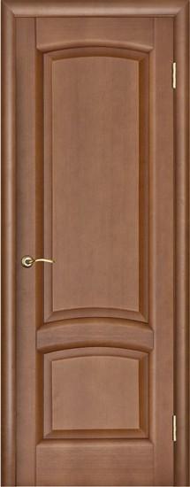 Дверь межкомнатная Лаура Темный анегри
