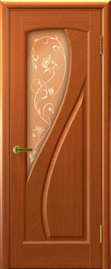 Дверь межкомнатная Мария Темный анегри