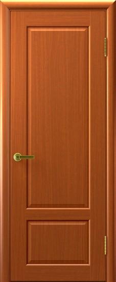 Дверь межкомнатная Валенсия 1 Темный анегри