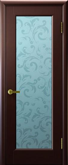 Дверь межкомнатная Вирджиния Венге