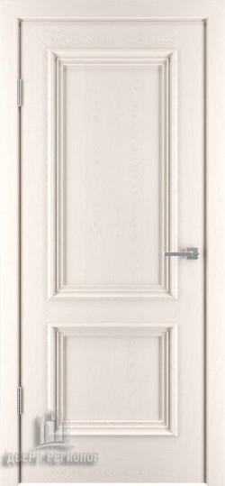 Дверь межкомнатная Бергамо 4 Слоновая кость (Ral 9001)