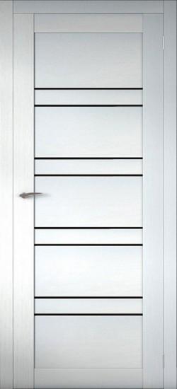 Дверь межкомнатная Магний Mg 15 Серый