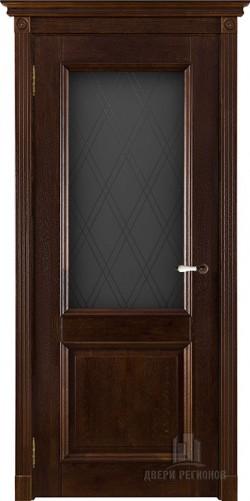 Дверь межкомнатная Афина Античный орех