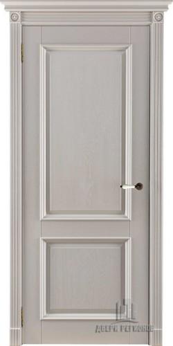 Дверь межкомнатная Афина Эмаль слоновая кость