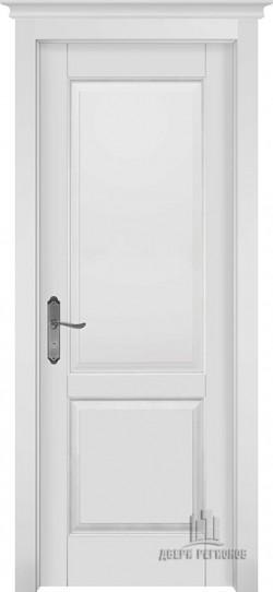 Дверь межкомнатная Европа Эмаль белая