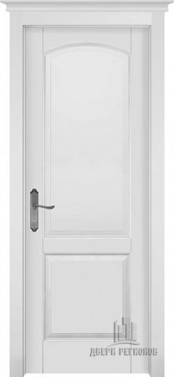 Дверь межкомнатная Фоборг Эмаль белая