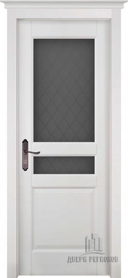 Дверь межкомнатная Гармония Эмаль белая