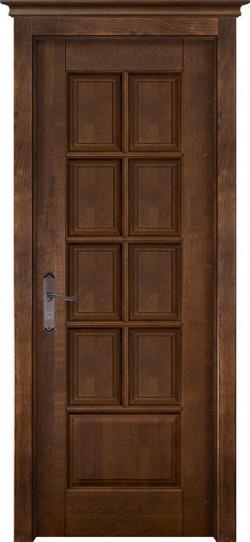 Дверь межкомнатная Грация Античный орех