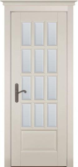 Дверь межкомнатная Грация Эмаль слоновая кость