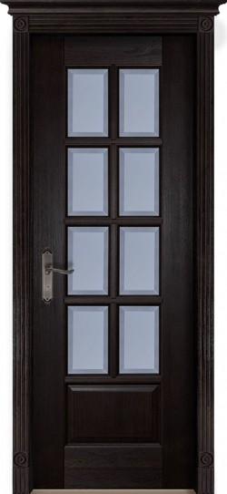 Дверь межкомнатная Грация Венге