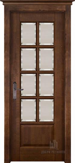 Дверь межкомнатная Лондон Античный орех