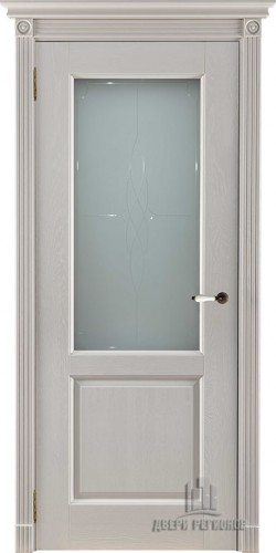 Дверь межкомнатная Селена Эмаль слоновая кость