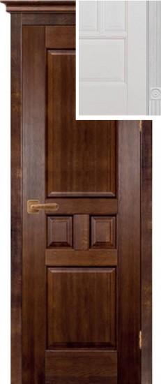 Дверь межкомнатная Венера Эмаль белая