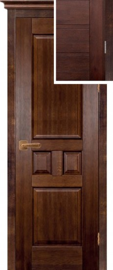 Дверь межкомнатная Венера Махагон