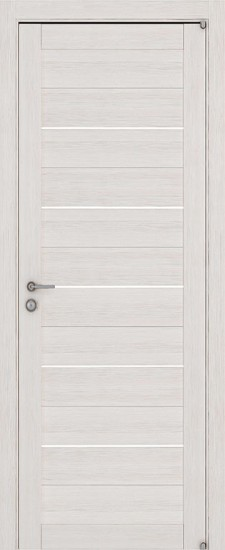 Дверь межкомнатная MASTER 56001 Латте