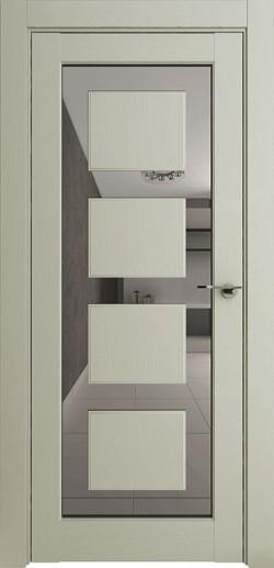 Дверь межкомнатная Neo 00001 Светло-серый Серена