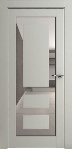 Дверь межкомнатная Neo 00005 Светло-серый Серена