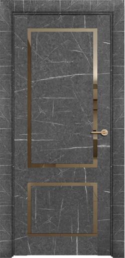 Дверь межкомнатная Neo Loft 301 Marable Soft Touch Торос Графит