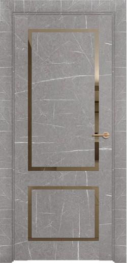 Дверь межкомнатная Neo Loft 301 Marable Soft Touch Торос Серый