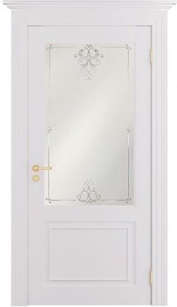 Дверь межкомнатная Palermo 400010 Снежная королева